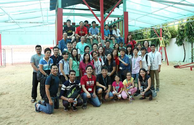 Singapore Doctors in Cambodia